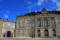 Royal Amalienborg Palace