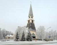 Church in Rovaniemi
